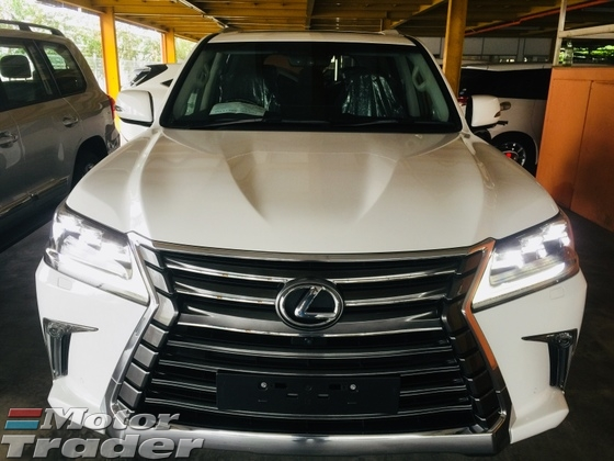 2016 LEXUS LX450 4.5 DIESEL FULL SPEC Inc GST  Warranty ( UNREG )