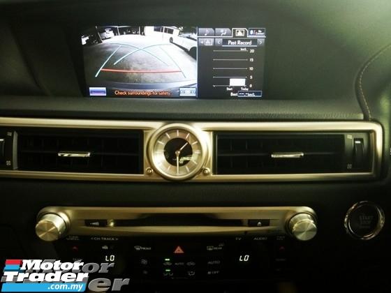 2013 LEXUS GS 3.5 V6 LUXURY AWD 6AT ( FULL JPN SPEC )