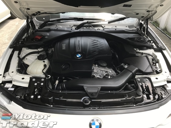 2013 BMW 4 SERIES 435I 3.0 TURBO FULL SPEC