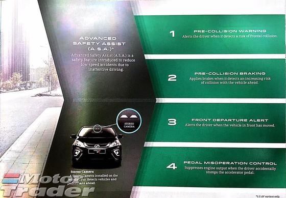 2017 PERODUA MYVI NEW 1.5 ADVANCE