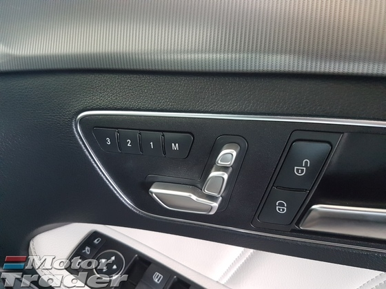 2015 MERCEDES-BENZ E-CLASS E300 BLUETEC HYBRID AMG SPEC (TRUE YEAR MAKE 2015)