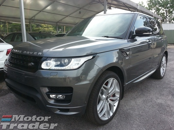 2013 LAND ROVER RANGE ROVER SPORT AUTOBIOGRAPHY DYNAMIC LAND CRUISER Q7 GLE CAYENNE