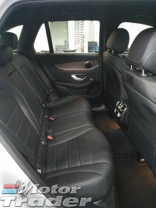 2017 MERCEDES-BENZ GL-CLASS GLC200 Luxury