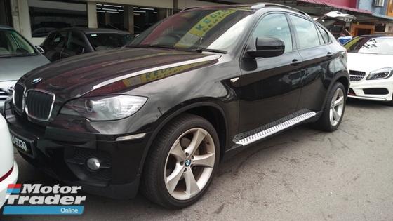 2010 BMW X6 3.0 40d TRUE YR MADE 2010 Diesel Turbo Full Spec 2015