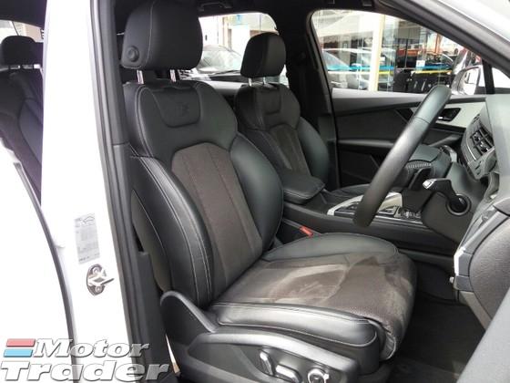 2015 AUDI Q7 DESEL SLine Quattro Fee Warranty  UNREG