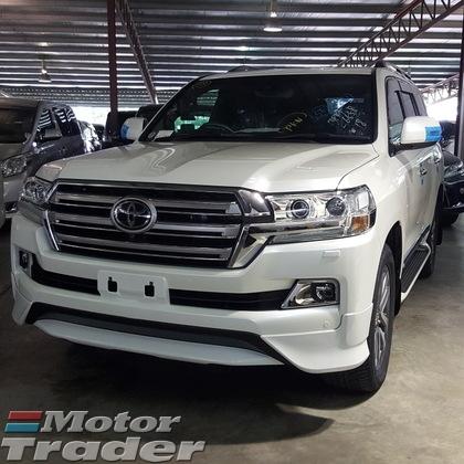 2016 Toyota Land Cruiser Land Cruiser Zx V8 Luxury Premium Spec Rm