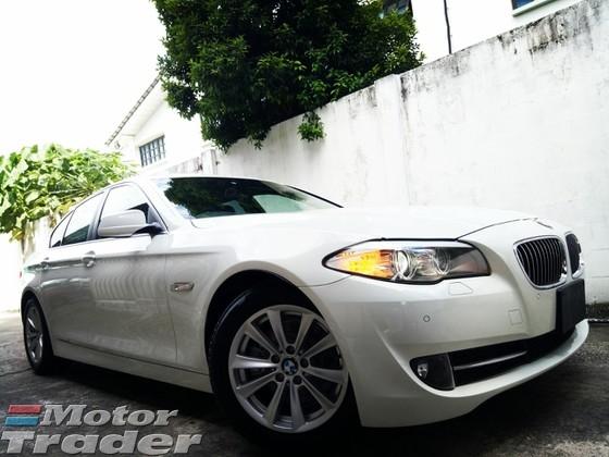 2013 BMW 5 SERIES 523d 2.0 (DIESEL) TWIN TURBO