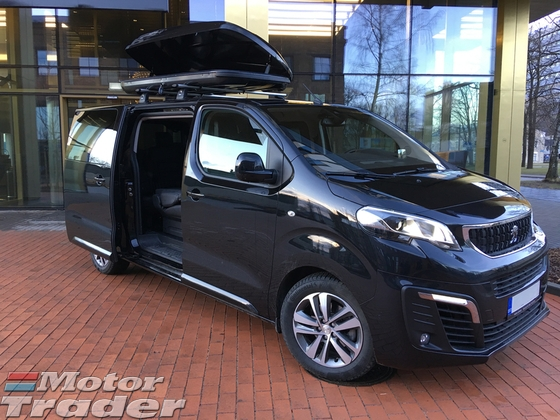 2017 PEUGEOT PEUGEOT OTHER TRAVELLER (RIMAU  SEA GAMES)