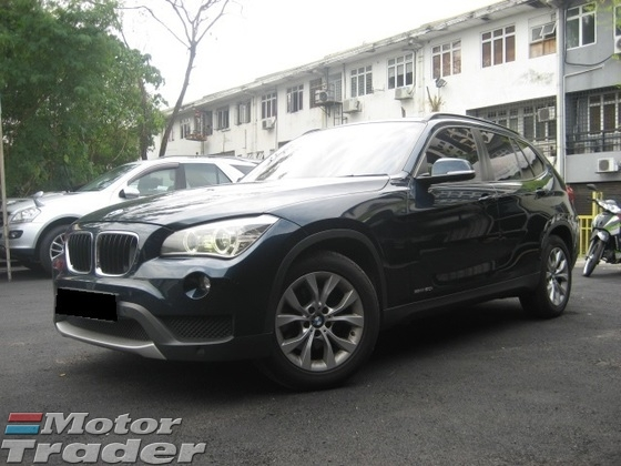 2012 BMW X1 2.0 turbo 8 speed 1 lady owner