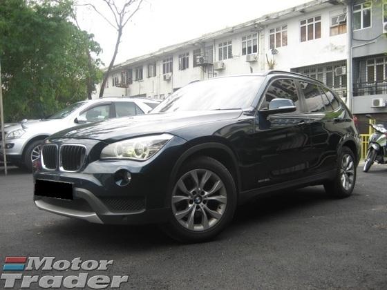 2012 BMW X1 2.0 turbo 8 speed 1 lady owner