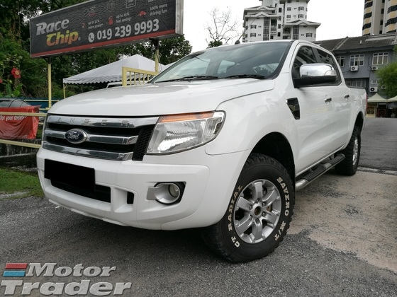 2012 FORD RANGER 2.2 NO OFF ROAD 1 OWNER