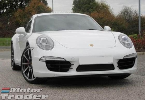 2012 PORSCHE 911 CARRERA 4S 3.8 (A)