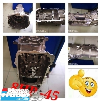 Automatic gearbox transmission 8 HP 45 Gearbox Transmission and Engine NEW USED RECOND CAR PART SPARE PART AUTO PARTS AUTOMATIC GEARBOX TRANSMISSION REPAIR SERVICE MALAYSIA