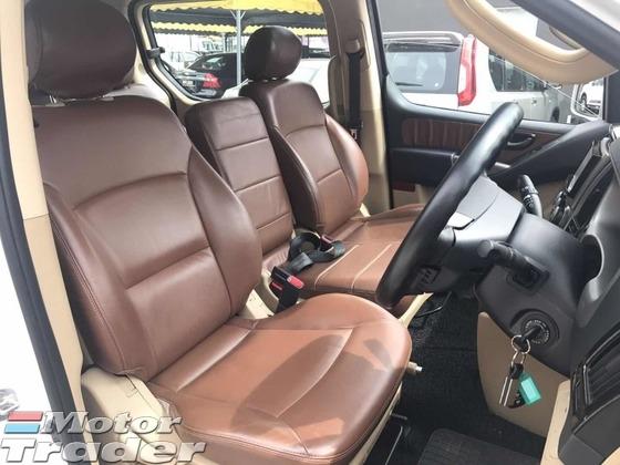 2014 HYUNDAI STAREX 2.5 GRAND ROYALE 2 POWER DOOR 12 SEATS