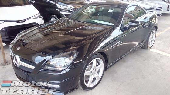 2013 MERCEDES-BENZ SLK 250 (A) AMG