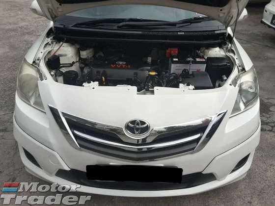 2011 TOYOTA VIOS 1.5 VVTI G LIMITED FACELIFT LEATHER SEAT
