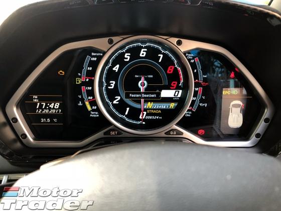 2014 LAMBORGHINI AVENTADOR Roadster LP700