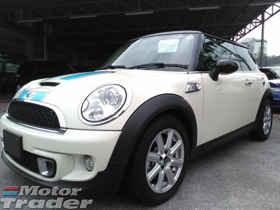 2013 MINI Cooper S 1.6 R56 UNREG RECOND LIKE NEW MUST VIEW