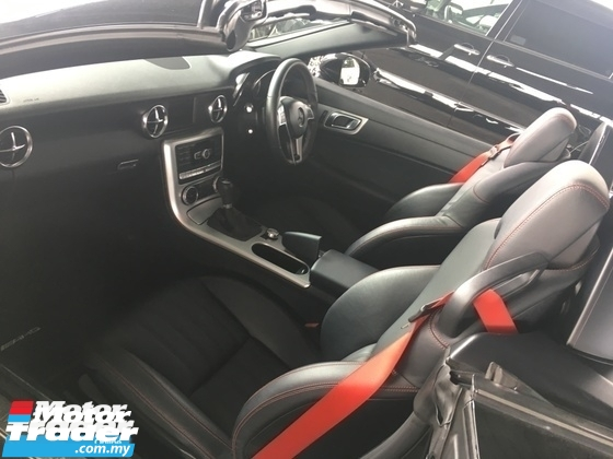 2015 MERCEDES-BENZ SLK Unreg Mercedes Benz SLK250 1.8 AMG Turbo Covertible Top 7G
