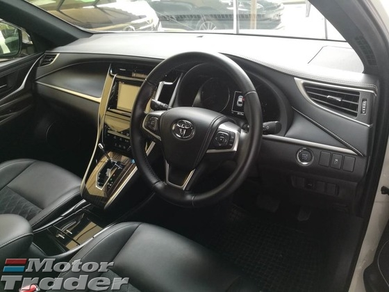 2014 TOYOTA HARRIER 2.0 Premium Spec 7S