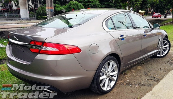 2012 JAGUAR XF 2012 JAGUAR XF 3.0V6 JAPAN SPEC UNREG