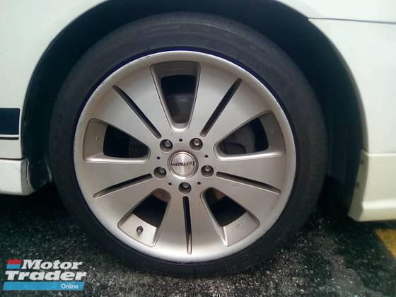 TOYOTA ALPHARD Rims & Tires > Rims