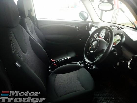 2012 MINI Cooper 1.6 JPN SPEC ( 3 YEAR WARRANTY )