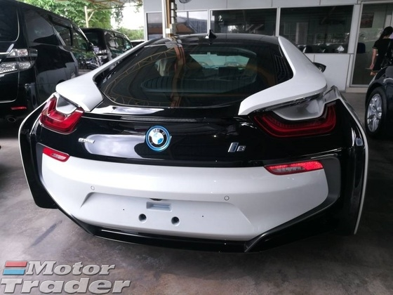 2016 Bmw I8 1 5 Plug In Hybrid Coupe Rm 708 000 Recon Car For