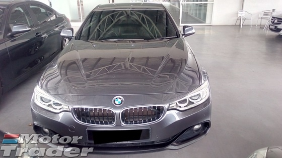 2014 BMW 4 SERIES 420i COUPE SPORT