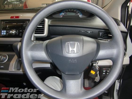 2011 HONDA FREED 1.5 I-VTEC