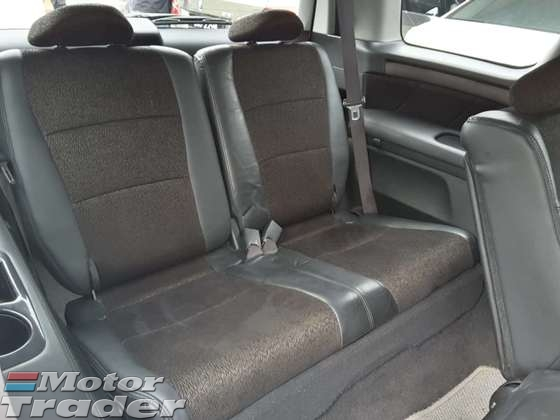 2005 HONDA ODYSSEY 2.4 ABSOLUTE IVTEC CBU FULL SPEC ONE OWNER DVD PLAYER SUNROOF SEMI LEATHER SEATS