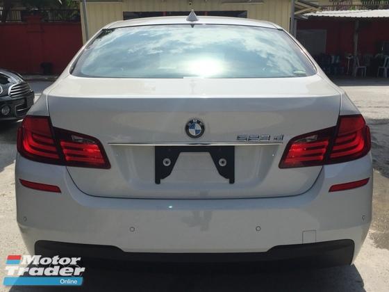 2013 BMW 5 SERIES 523 Diesel 2.0 M Sport (UNREG)