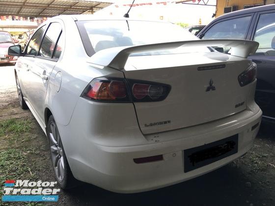 2009 MITSUBISHI LANCER GT
