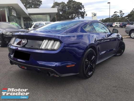 2016 FORD MUSTANG 2.3 (A) FASTBACK