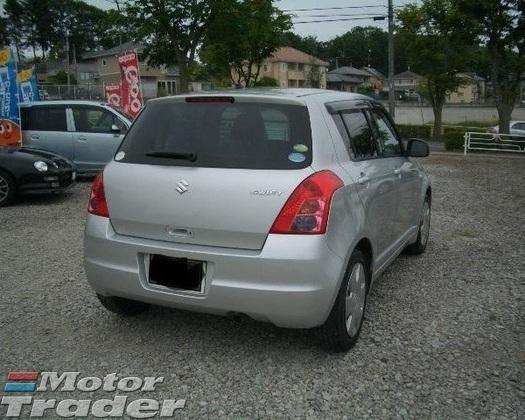 2008 SUZUKI SWIFT 1.5L (AT)
