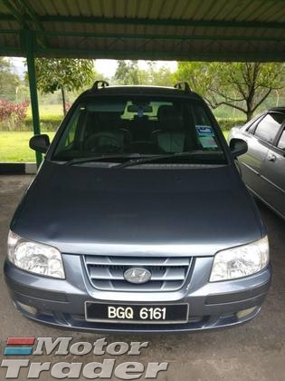 2002 HYUNDAI MATRIX 1.8 GLS
