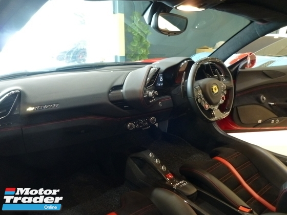 2016 FERRARI 488 GTB Mega Spec. HIGHEST Grade CAR. Genuine LOW Mileage. Lamborghini. McLaren. Maserati. Ferrari