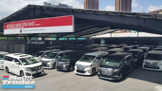 2016 TOYOTA VELLFIRE  3.5 Executive Lounge MPV 0% GST FULL SPEC OFFER DONT MISS IT 019 3839680 CHONG