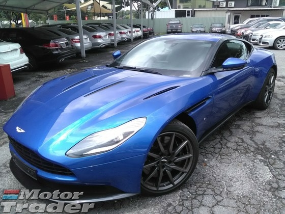 2016 ASTON MARTIN OTHER DB11 V12 5.2 Launch Edition Recond Unreg Lamborghini Lp7004 Ferrari 488