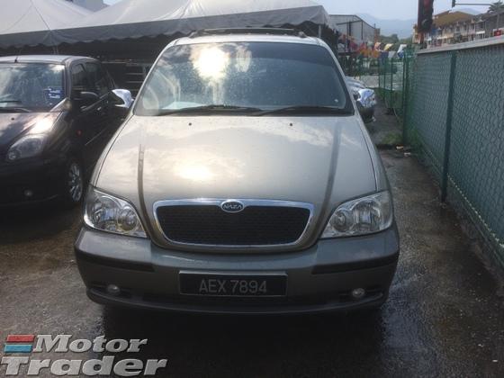 2003 NAZA RIA grey