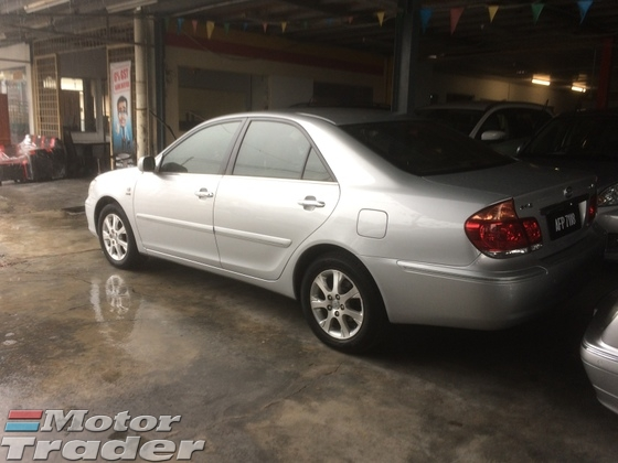 2006 TOYOTA CAMRY 2.4 (A)