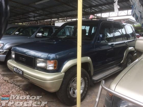 1995 ISUZU TROOPER 4WD