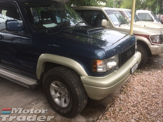 1995 ISUZU TROOPER 4WD