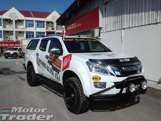 ISUZU DMAX Accessories New