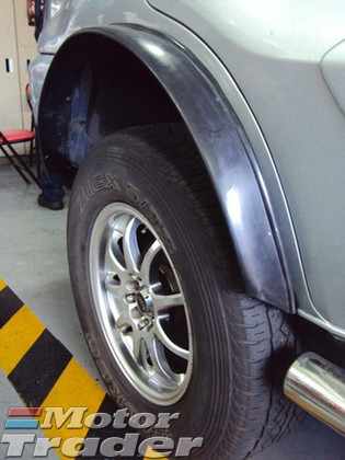 PK Wheel Rubber Fender 4WD Other Accesories