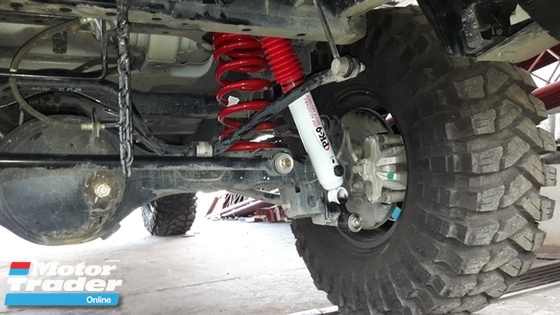 PK9 STEP ADJUSTABLE SHOCK ABSORBER