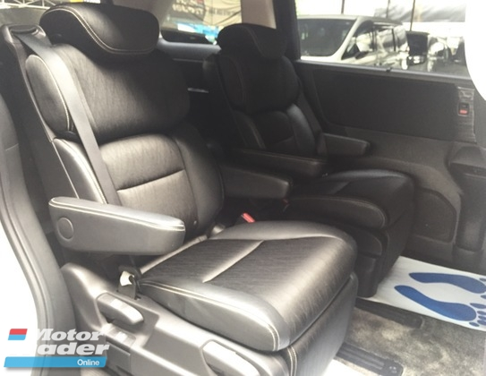 2013 HONDA ODYSSEY 2.4 RC1 Absolute EX Electric Semi Leather Seat Unregistered