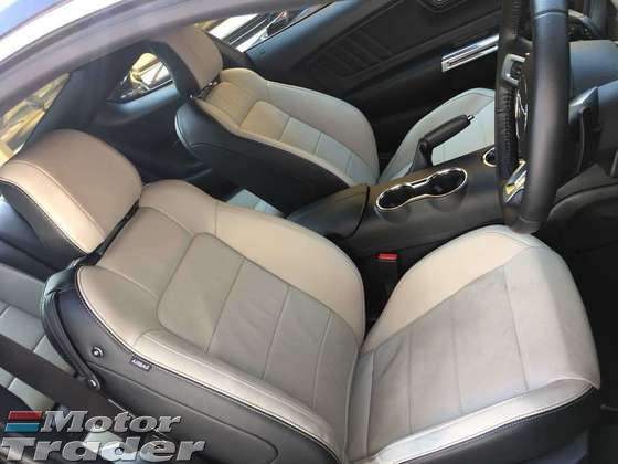 2016 FORD MUSTANG 2.3 ECO BOOST (A) ACTUAL YR MK 2016
