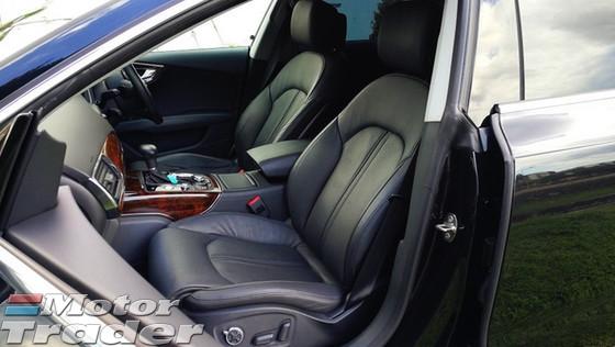 2014 AUDI A7 3.0 V6 TFSI QUATTRO SPORT BACK FACELIFT JAPAN SPEC UNREG