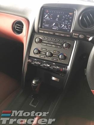 2013 NISSAN GT-R GTR R35 3.8 PREMIUM BLACK EDITION BOSE SOUND 2013 JAPAN UNREG